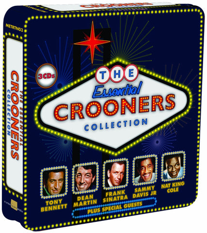 Essential Crooners Collection / Various