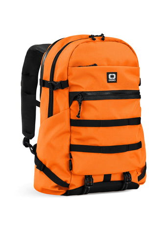 OGIO ALPHA Convoy 320 Laptop Backpack Glow Orange