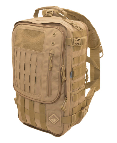 HAZARD 4 Sidewinder(TM) Full-Sized Laptop Sling Pack (R) Coyote