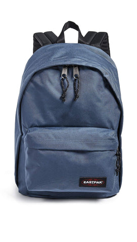 Eastpak Men's Out Of Office Backpack, Planet Blue, One Size