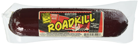 Hunters Reserve Original Roadkill Summer Sausage Gift Box