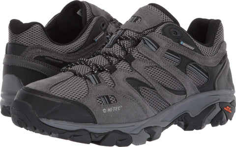 Hi-Tec Men's Ravus Vent Low WP 11 Charcoal/Cool Grey/Dark Slate