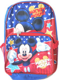 Disney Mickey Mouse Large Backpack with Detachable Lunch Kit