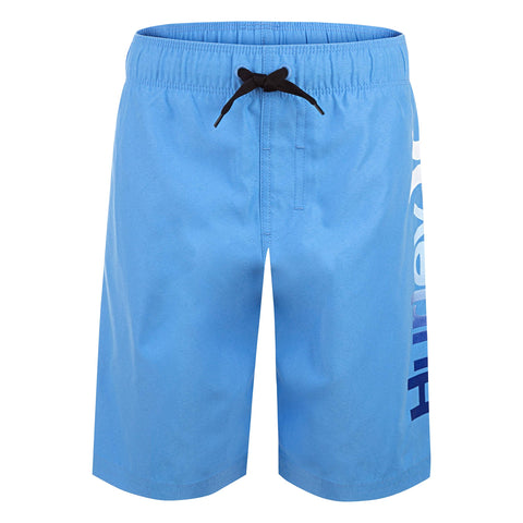 Hurley Boys' Board Shorts Little Boys 7 University Blue/Ombre