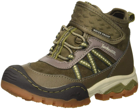 Jambu Kids' Cypress Sneaker Little Kid (4-8 Years) 1 Little Kid Brown