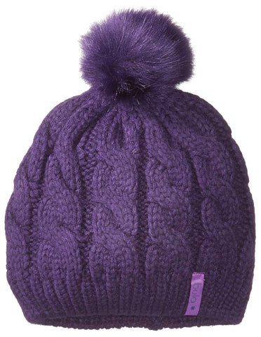 Bula Youth Girls Mika Beanie One Size Blueberry