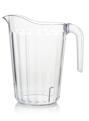 Arrow Home Products 00234 60 Ounce 60 oz Stacking Pitcher Clear,
