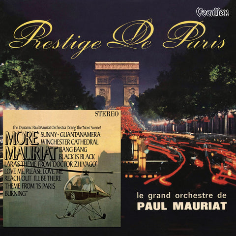 Prestige De Paris/More Mauriat