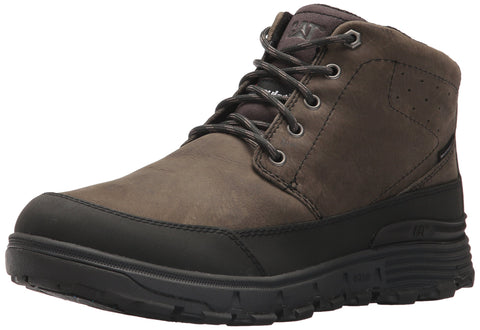 Caterpillar Men's Drover Ice+ Waterproof Tx Winter Boot 9.5 Dark Gull Grey