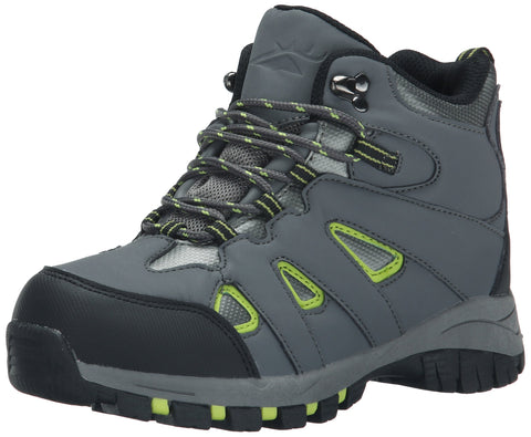 Deer Stags Drew Hiker Boot (Little Kid/Big Kid) Big Kid (8-12 Years) 4.5 Big Kid Grey