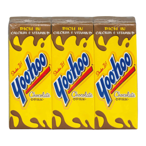 Yoo-Hoo Chocolate Drink, 6.5 Fluid Ounce Box, 3 Count (Pack of 8) 6.5 fluid ounce Boxes chocolate (Pack of 24)