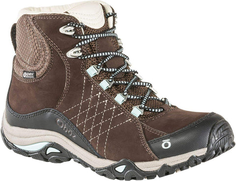 Oboz Sapphire Mid B-Dry Hiking Shoe - Women's Java 10 M US