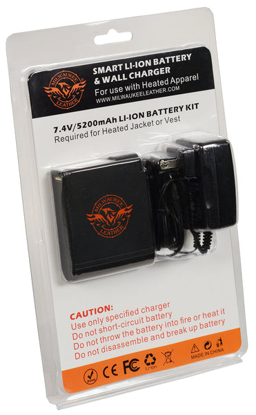 Milwaukee Leather BATTERYJACKT Universal Battery Pack (for Jacket)