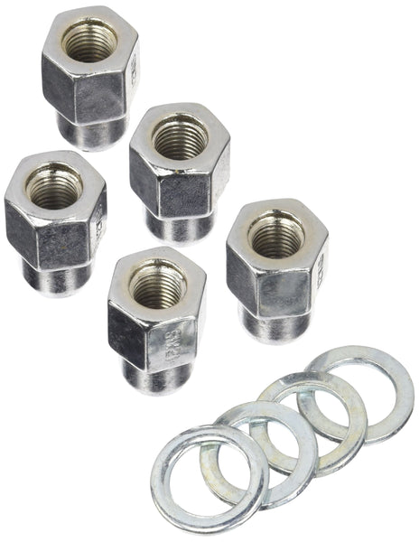 Weld Racing 601-1452 Lug Nut (12mm x 1.5 RH Open End with Washers (5pk))