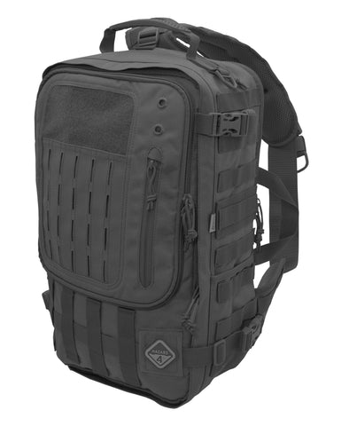 HAZARD 4 Sidewinder(TM) Full-Sized Laptop Sling Pack (R) Black