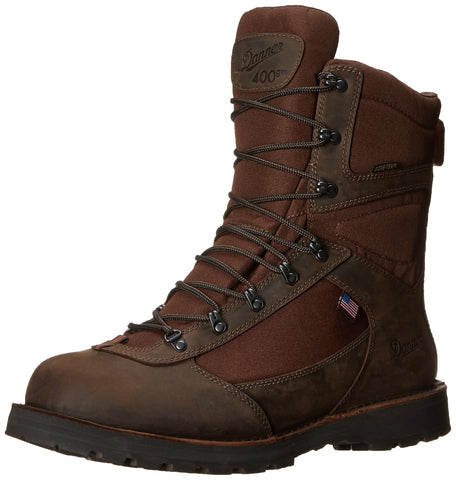 Danner Men's East Ridge 8-Inch BR 400G Hiking Boot 12 Brown