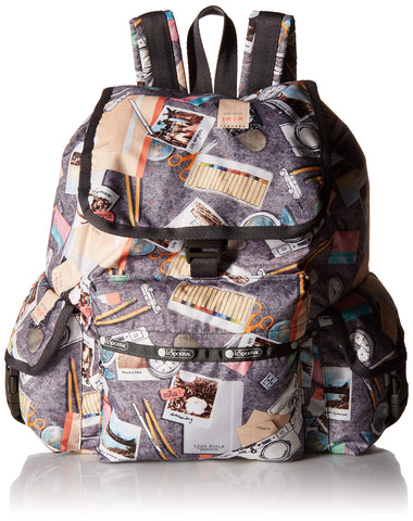 LeSportsac Classic Voyager Backpack One Size Snapshot