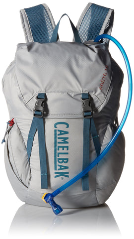 CamelBak 2016 Arete 18 Hydration Pack Silver/Tapestry