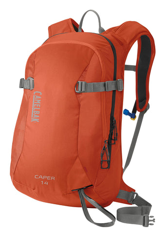 CamelBak 2016 Caper 16 Ski Hydration Pack Rooibos