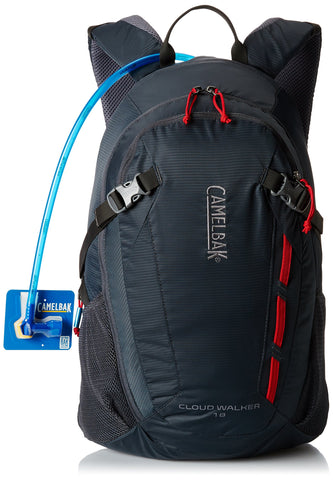 CamelBak 2016 Cloud Walker 18 Hydration Pack Charcoal/Graphite