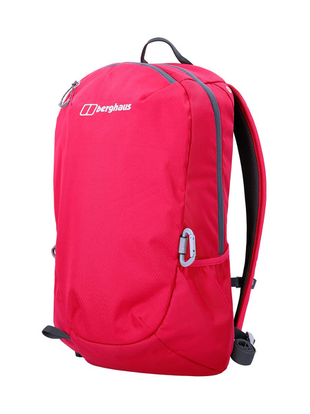 Berghaus TwentyFourSeven Backpack, 15L, 20L, 25L, 30L Dark Cerise/Carbon