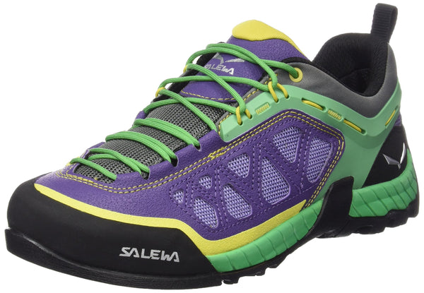 Salewa Women's Firetail 3 Hiking Shoe Mystical / Kamille 9
