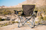 TravelChair Big Kahuna Chair, Supersized Camping Chair, 800lb Capacity Black