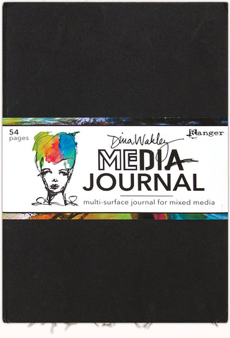 Ranger Dina Wakley Media Journal 10 X14.25