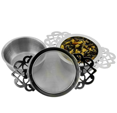 Home & Kitchen:Kitchen & Dining:Coffee, Tea & Espresso:Tea Accessories:Tea Strainers & Filters