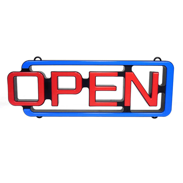 CM GLOW LED Open Sign With Remote