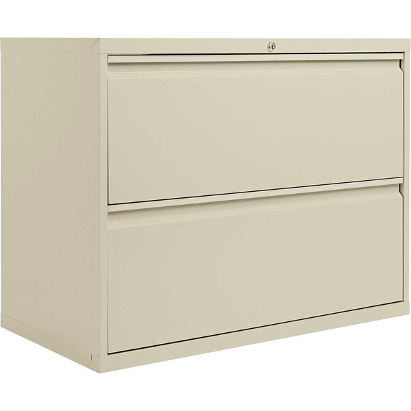 "Alera 36""W 2-Drawer Lateral File Putty"