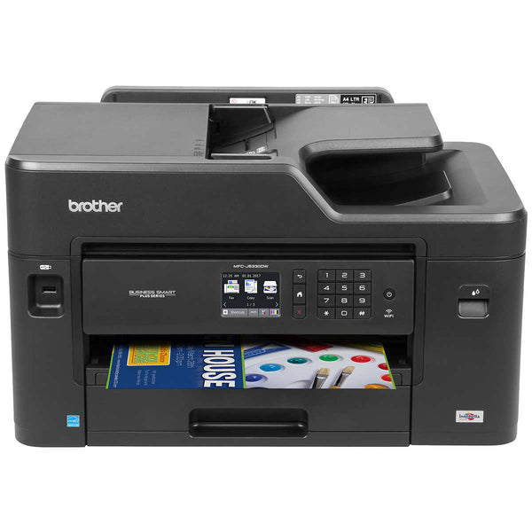 Brother MFC-J5330DWB Business Smart Plus All-in-One Inkjet Printer