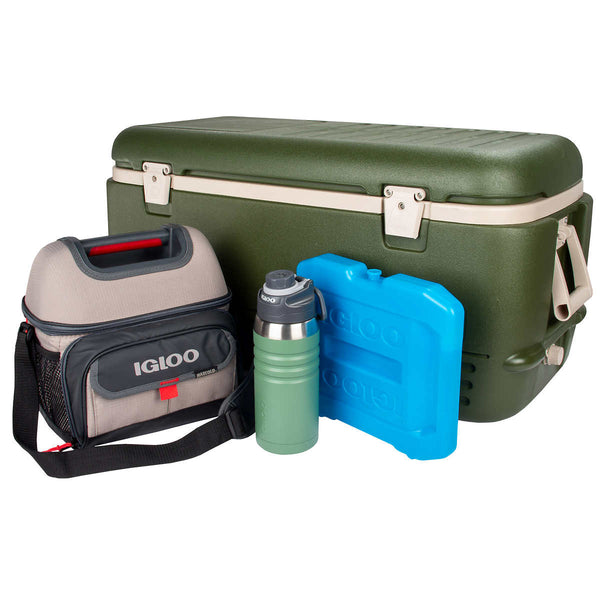 Igloo Sportsman 100-quart Combo Cooler