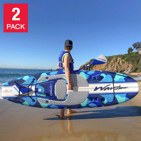 Wavestorm, 9ft 6in, Expedition Supyak, 2-pack