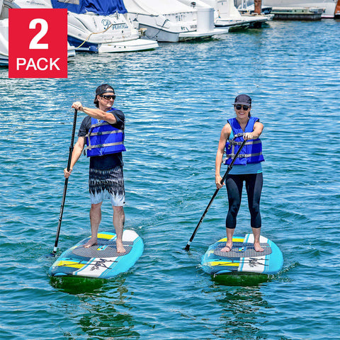 Wavestorm, 9ft 6in, SUP Expedition, 2-pack