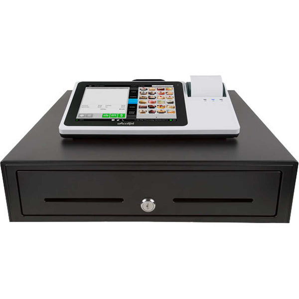 uAccept Cloud Connected Point of Sale with Integrated 8  Touch Screen