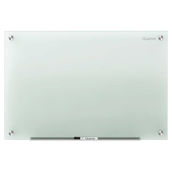 Quartet Infinity Glass Marker Board Frosted 96 x 48