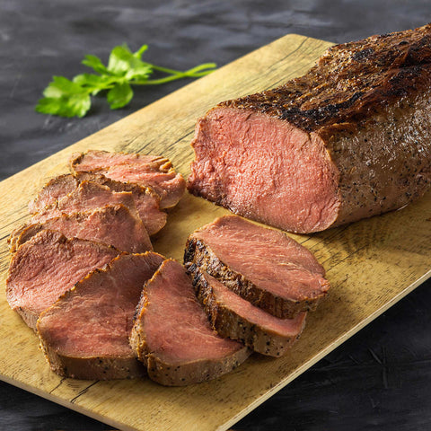 Cuisine Solutions Sous-Vide Seared Whole Beef Tenderloin