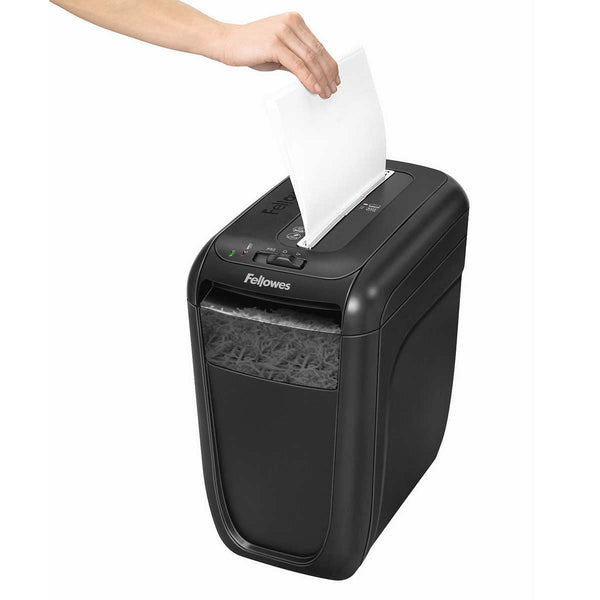 Fellowes Powershred 60Cs 10-Sheet Crosscut Shredder