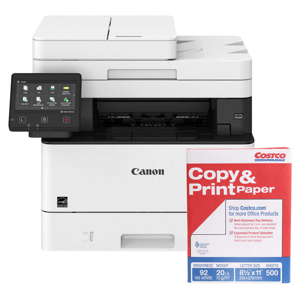Canon imageCLASS MF424DW Wireless Duplex Laser Printer with Bonus 500 Sheets of Paper