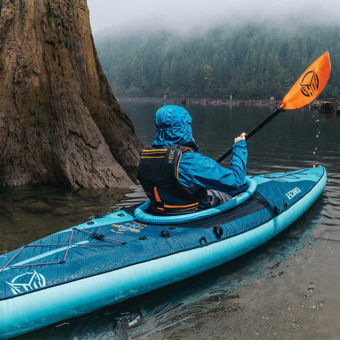 HO Sports Echo 13' Sit-In Inflatable Dropstitch Kayak