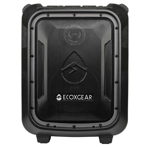 ECOXGEAR EcoBoulder Plus Waterproof Bluetooth Speaker