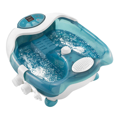 HoMedics Premier Pedicure Foot Spa With Heat Boost Power