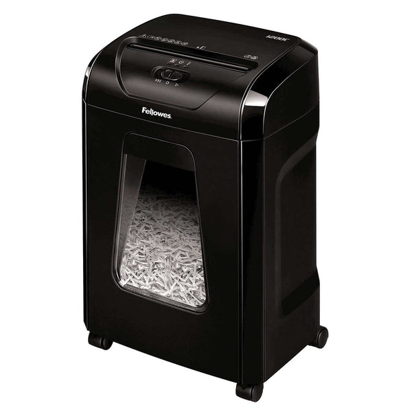 Fellowes Powershred 1200C 12-Sheet Crosscut Shredder