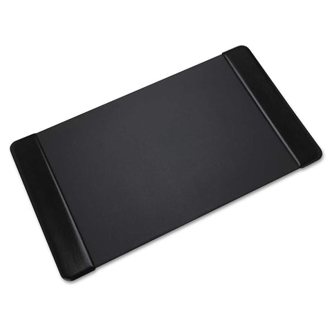 "Artistic Executive Desk Pad 36"" x 20"" Black"