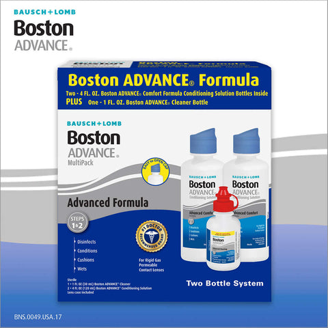 Boston ADVANCE Conditioning Solution MultiPack, 9 Ounces