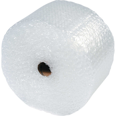 "Bubble Wrap Air Cellular Cushioning 5/16"" Thick x 12"" W x 100' L SEL 91145"