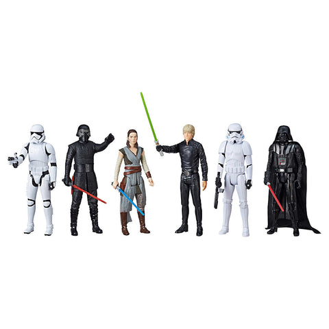 Star Wars 12  Epic Rivals, 6-pack