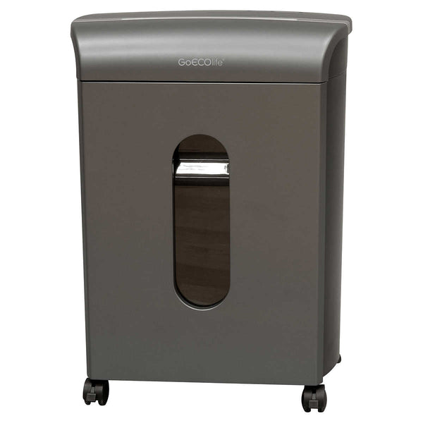 GoECOlife 14-Sheet Microcut Shredder