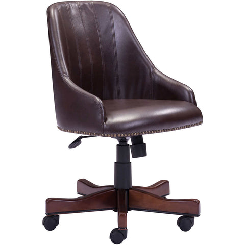 Franklin Office Chair- Brown
